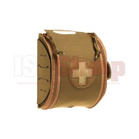 Silent First Aid Pouch Coyote