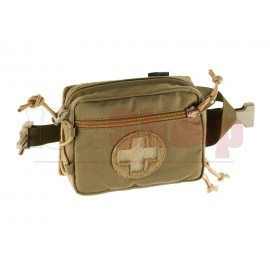 AZ1 Rip-Off First Aid Pouch Coyote