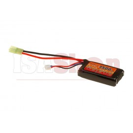 Lipo 7.4V 1500mAh 20C Mini Type