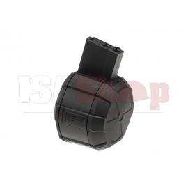 Drum Mag M4 1800rds Black