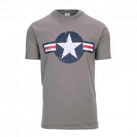 US Air Force WWII T-Shirt Grey