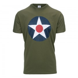 US Army Air Corps T-Shirt Green