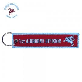 1st Airborne Division Keychain