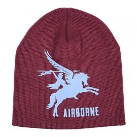 1st Airborne Division Beanie Maroon
