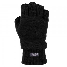 Half Finger Wool Gloves OD