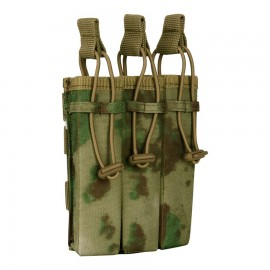 Molle Pouch Side Arm 3 Magazines A-TACS FG