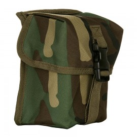 Molle Ration Pouch Woodland