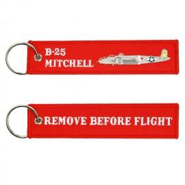 B-25 Mitchell Keychain