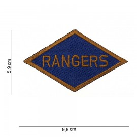Rangers Replica Patch WWII