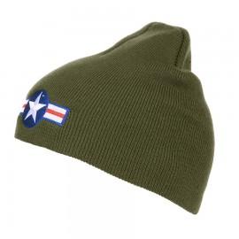 USAAF Beanie WWII OD