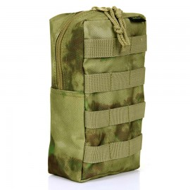 Molle Upright Pouch A-TACS FG