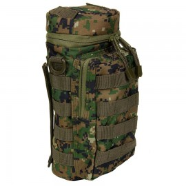 Gas Bottle Pouch MARPAT Woodland