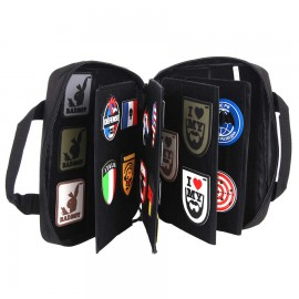 Patch Collector Bag Black