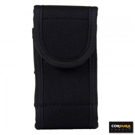 Mobile Phone Pouch Cordura Black