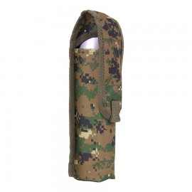 Molle Gasfles Pouch MARPAT Woodland