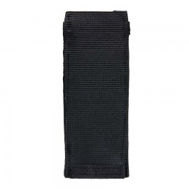 Single Elastic Magazine Pistol Pouch Black