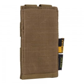 Single M4 Pouch With Elastic Band Coyote