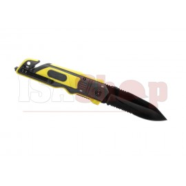 Rescue Knife Yellow