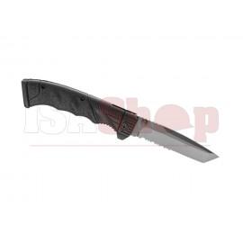 PPQ Tanto Knife Black