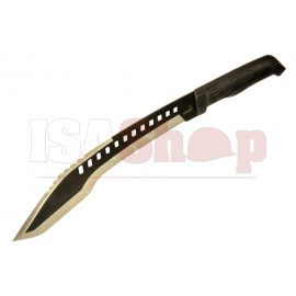 Machete Tac 2 Black