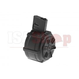 Drum Mag M4 2300rds Black