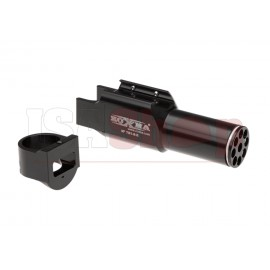 Mini Launcher X.2 72rds Black