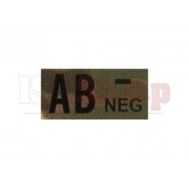 AB Neg IR Patch Multicam