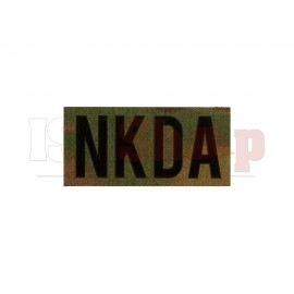 NKDA IR Patch Multicam