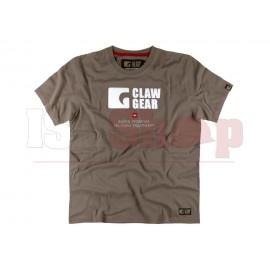 Urban Clawgear T-Shirt Dark Earth