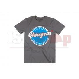 Vintage Clawgear T-Shirt Grey