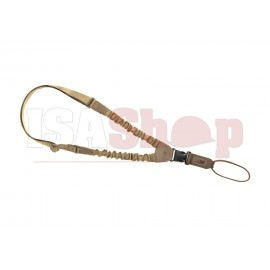 One Point Elastic Support Sling Paracord Coyote