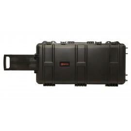 Waterproof Case 75 x 33 x 13 cm Pre-Cut Foam Black
