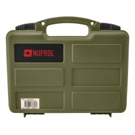 Small Case For Handgun Green