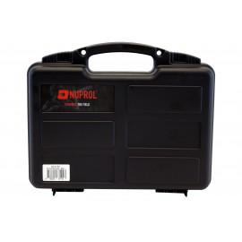 Small Case For Handgun Pre-Cut Foam Black