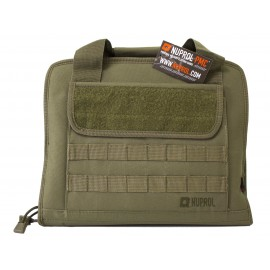 Deluxe Soft Case For 2 Pistols OD