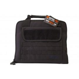 Deluxe Soft Case For 2 Pistols Black