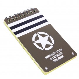 Normandy Waterproof Notebook OD