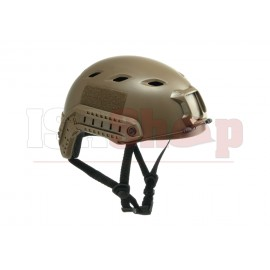 FAST Helmet BJ Eco Version Tan