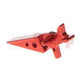 CNC Trigger AR15 - A Red