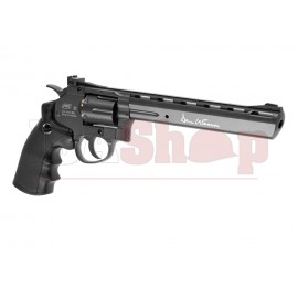 8 Inch Revolver Full Metal Co2