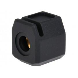 Compensator For Hi-Capa 5.1 Pistol Black