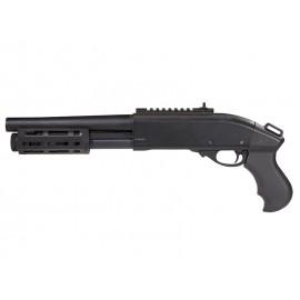 M870 Velites Invicta Gas G-II Shotgun Black