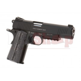 Combat Unit 1911 Co2 Pistol Black
