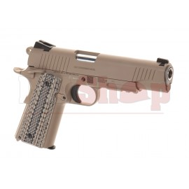 M45A21 Co2 Pistol Tan