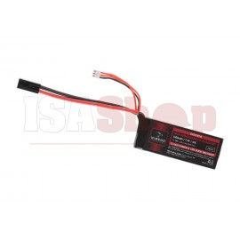 Lipo 7.4V 1500mAh 65C Graphene Mini Type
