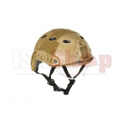 FAST Helmet PJ Goggle Version Eco Tan
