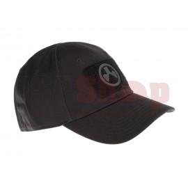 Core Cap With Velcro Patch Black