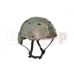 FAST Helmet PJ Goggle Version Eco Foliage Green