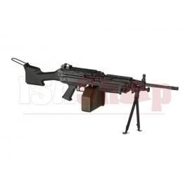 M249 Marine Upgraded Version Black