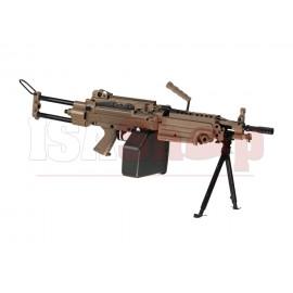M249 Para Full Metal Desert